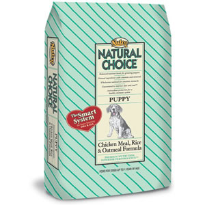 Nutro Natural Choice Puppy Dog Food